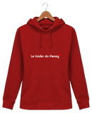 Sweat equitation femme tinder du poney rouge