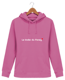 Sweat equitation femme tinder du poney rose