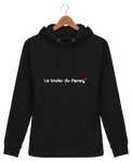 Sweat equitation femme tinder du poney noir