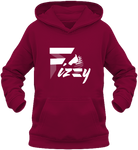 Sweat enfant Fizzy demi-pension cheval poney red hot chilli