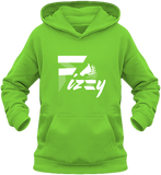 Sweat enfant Fizzy demi-pension cheval poney vert clair