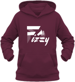 Sweat enfant Fizzy demi-pension cheval poney violet