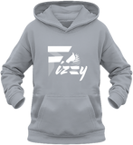 Sweat enfant Fizzy demi-pension cheval poney gris