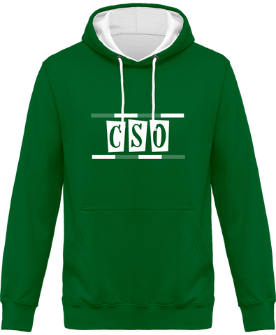 sweat bicolore CSO