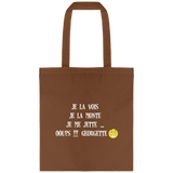 Sac equitation cso georgette marron