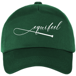 Casquette equifeel cheval vert bouteille