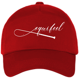 Casquette equifeel cheval rouge