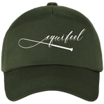 Casquette equifeel cheval vert olive