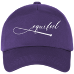 Casquette equifeel cheval violet