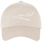 Casquette equifeel cheval sable
