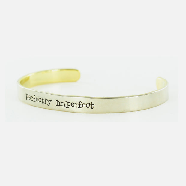 Perfectly Imperfect Cuff