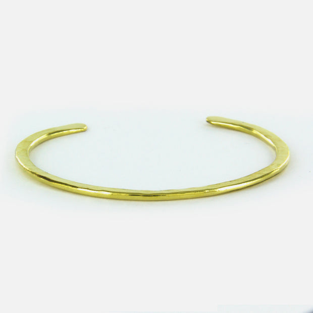 Stacking Brass Cuff