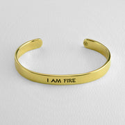 Sagittarius- I AM FIRE cuff