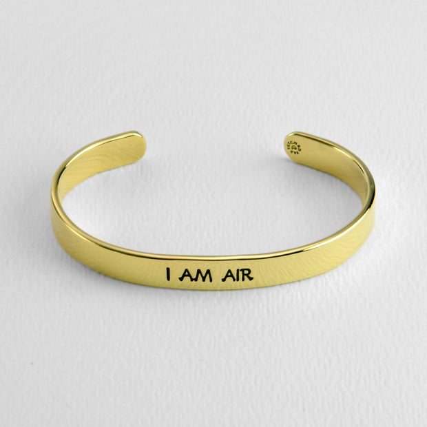 Gemini- I AM AIR cuff