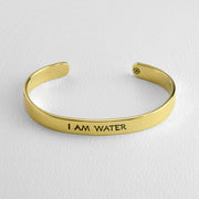 Pisces- I AM WATER cuff
