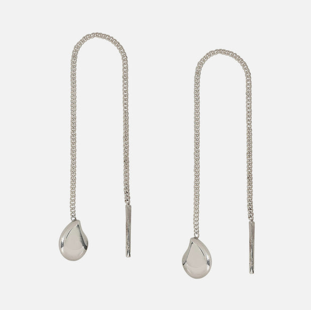Pure Sterling Threader Earrings