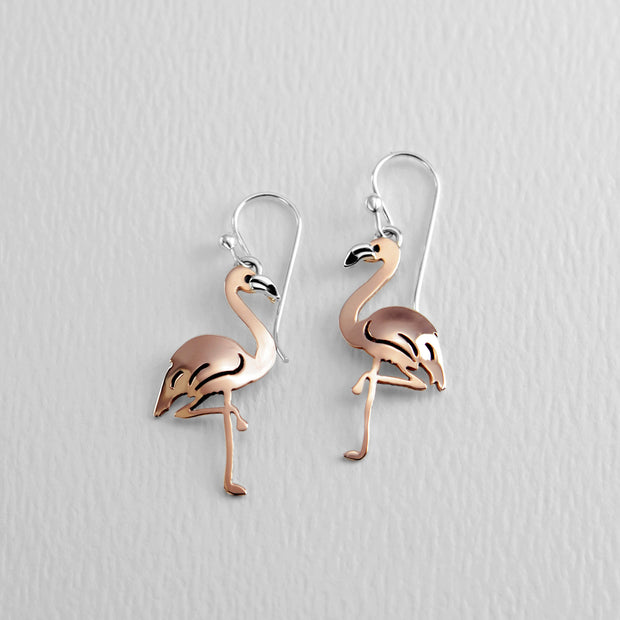 Flamingo Fancy Earwire