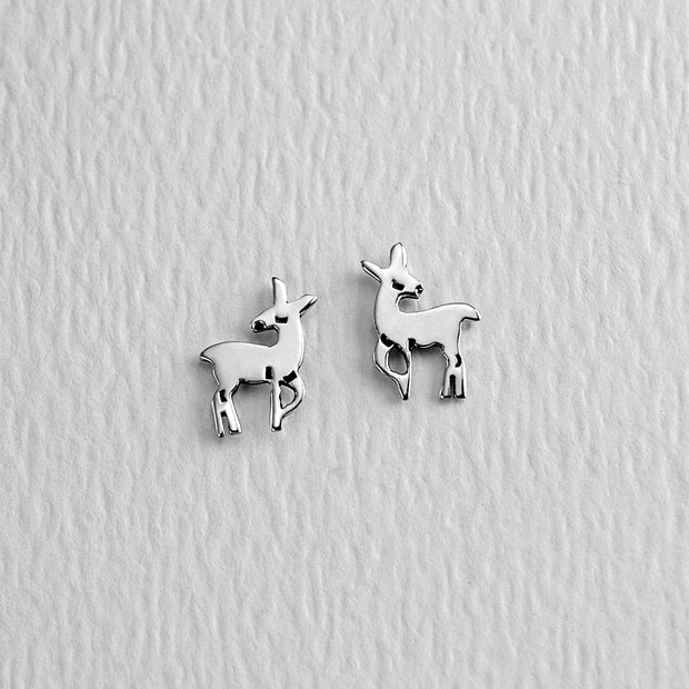 Deer oh Deer Post Earrings