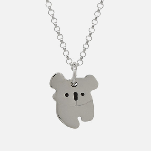 Dancing Koala Necklace