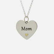 Mom, Everything I Am You Helped Me To Be Necklace