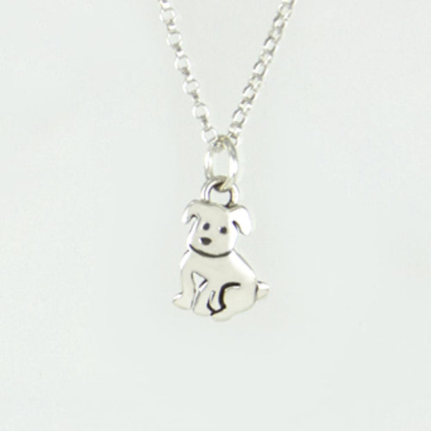 Lil' Pup Necklace