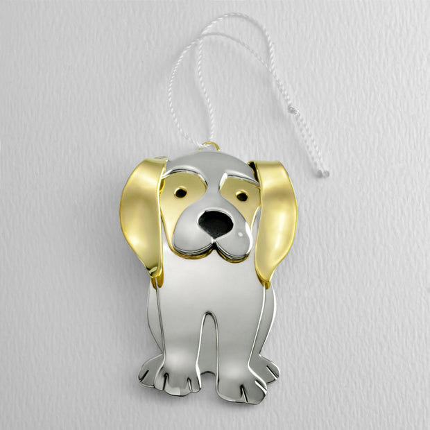 Beagle Ornamental Charm