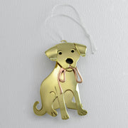 Labrador Retriever Ornamental Charm