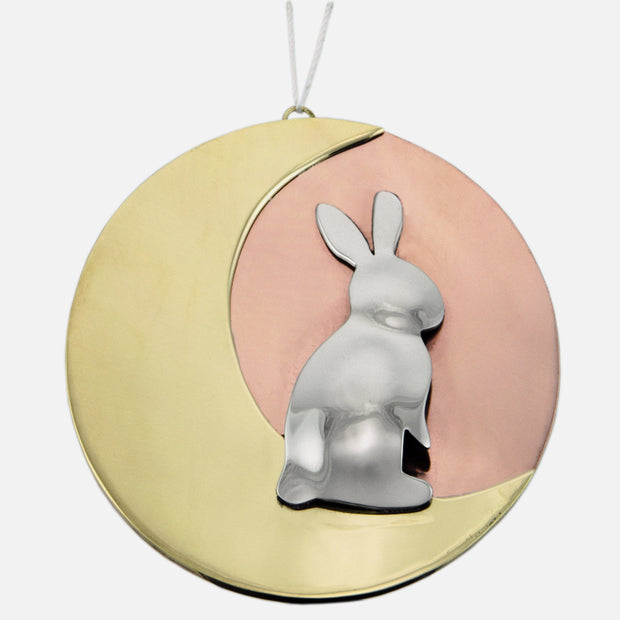 Moonbeam Bunny Ornamental Charm