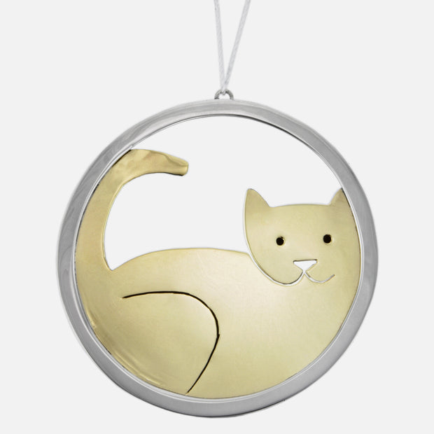 My Favorite Kitten Ornamental Charm