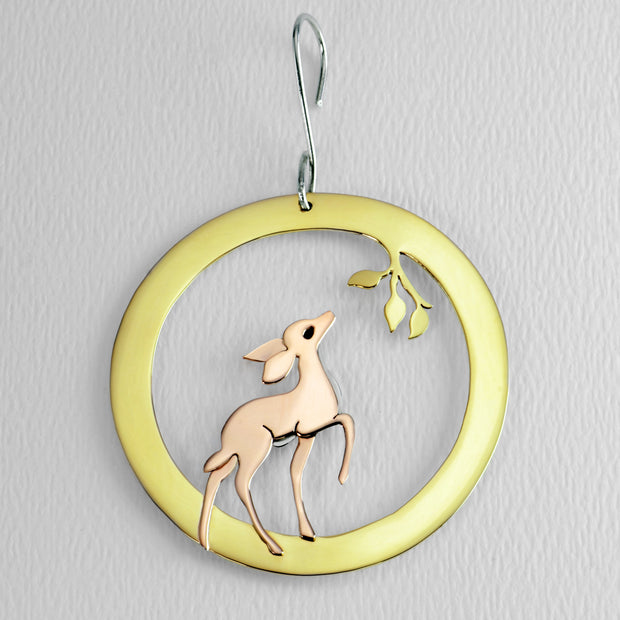 Deer Ornamental Charm