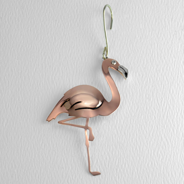 Flamingo Ornamental Charm