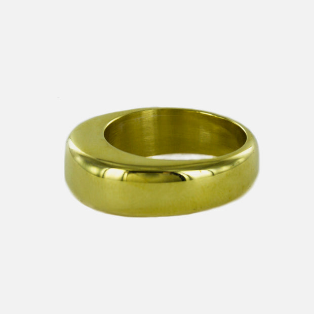 Liquid Brass Ring