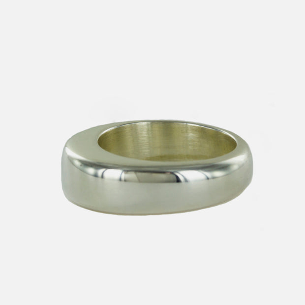Liquid Sterling Ring