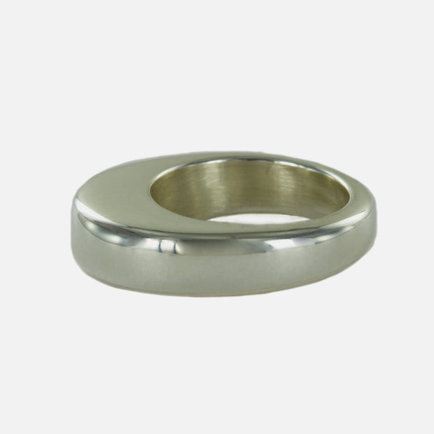 Liquid Sterling Grand Ring