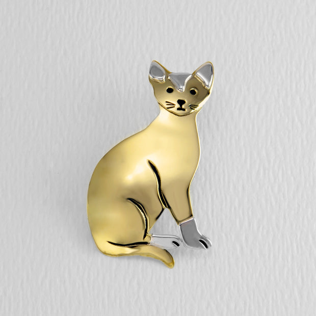 Pawsitively Precious Brooch Pin