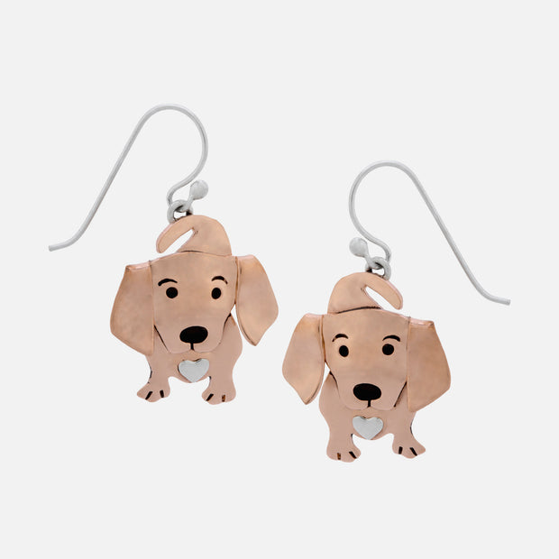 Doxie Wire Earrings