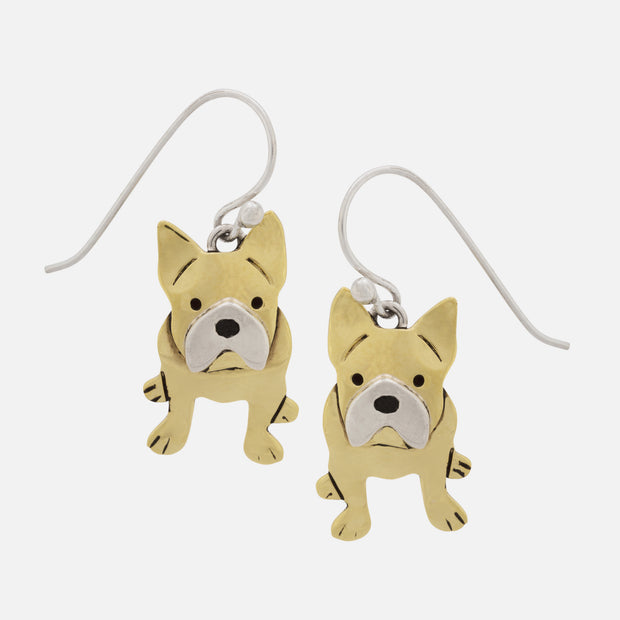 J'suis Frenchie Wire Earrings