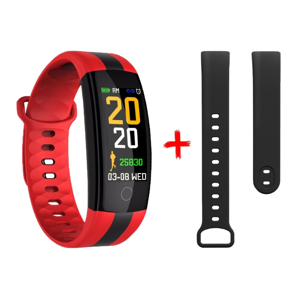 Heart Rate Activity Tracker - Tracks Heart Rate, Blood Pressure, Steps, Sleep