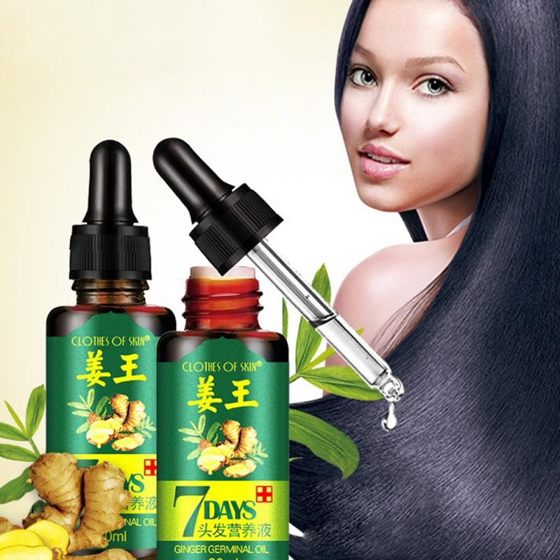 Hair Regrowth Oil - Hair Regrowth Solution - All Natural