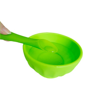 Silicone Soft-Tip Training Spoon & Teether