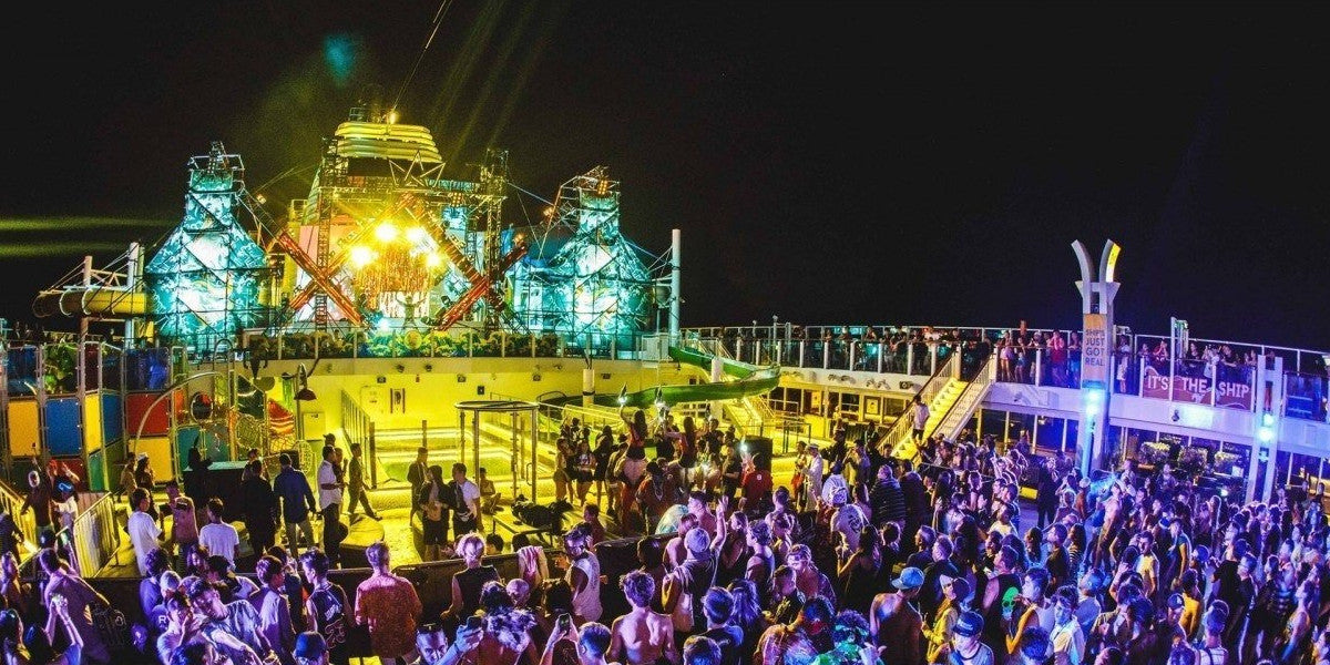 Top 4 Floating Music Festivals