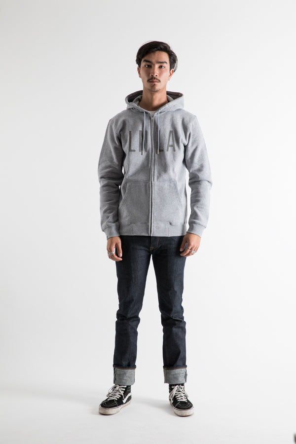 Mateo Zip Up Sweater