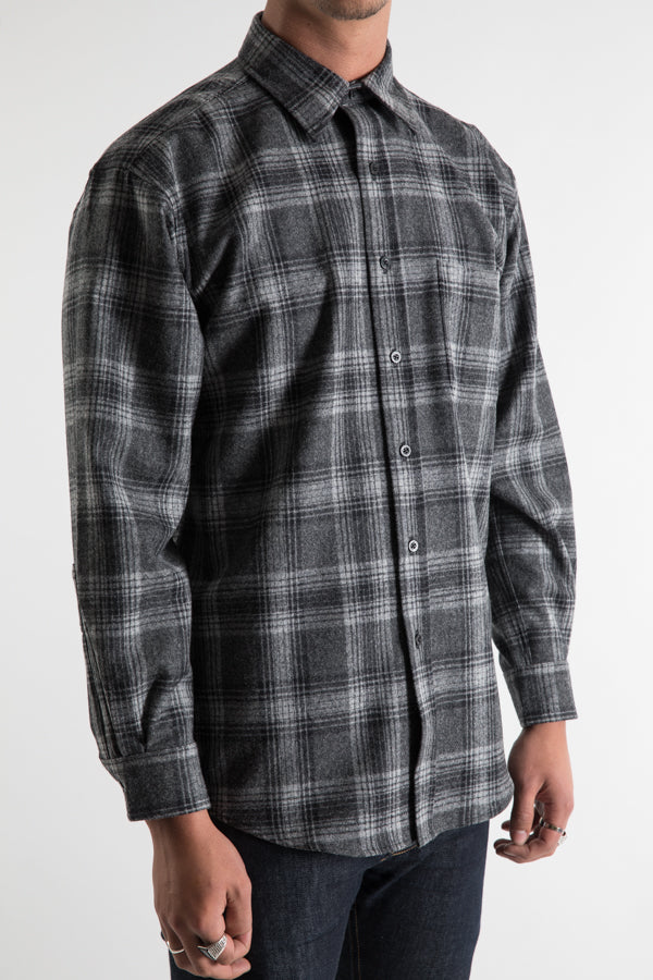 LNLA x Pendleton Plaid Shirt