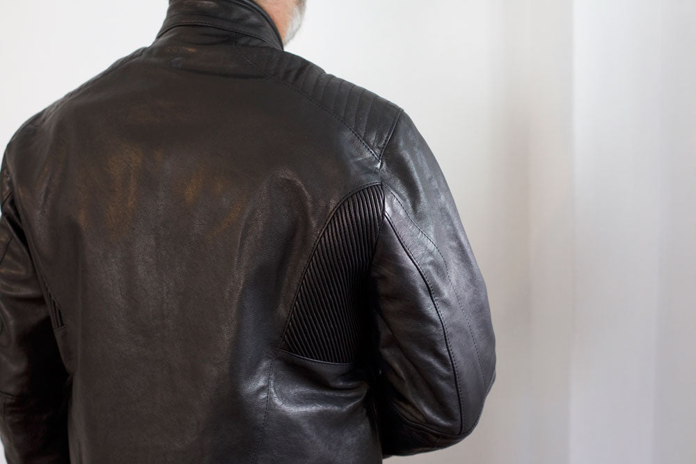 LNLA x Meindl Leather Jacket