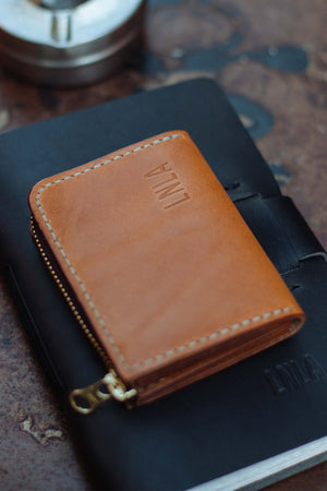 LNLA X Stockton Goods Zipper Wallet