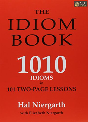 The Idiom Book; Text And 2 Cd'S