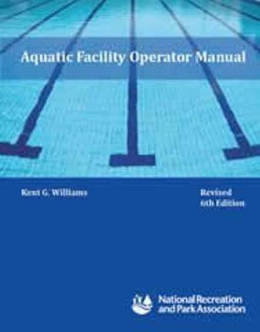 Aquatic Facility Operator Manual