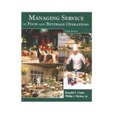 Managing Service In Food And Beverage Operations