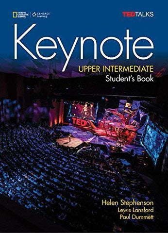 Keynote Upper Intermediate With Dvd-Rom (Keynote (British English))