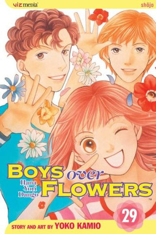 Boys Over Flowers, Vol. 29